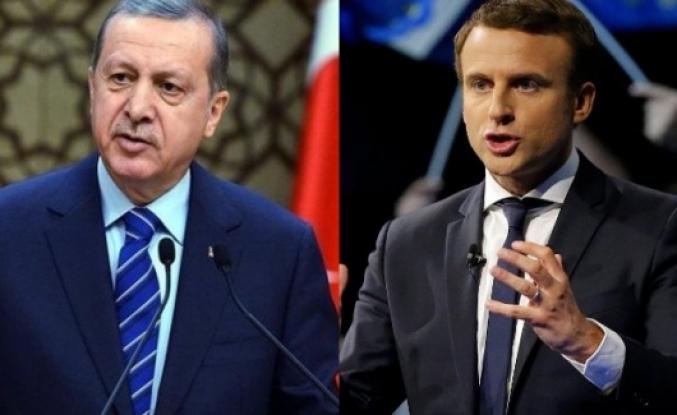 Macron: Türkiye otoriter rejim örneği