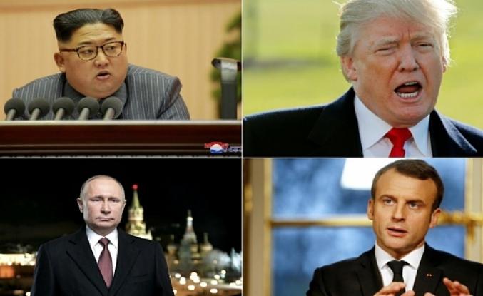 Nükleer butonu olan dünya liderleri:Hangi ülke liderinin nükleer butonu var?