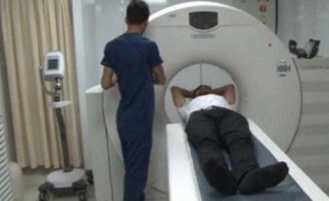 Diyarbakır'da Kürtçe komut veren tomografi cihazı