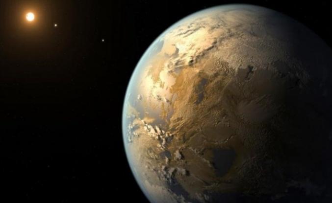 Gökbilimciler yaşam belirtisi olan yeni bir gezegen buldu