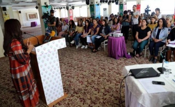 Van'da HDP'nin 'Demokratik Yerel Yönetimler Eğitim Çalıştayı' başladı