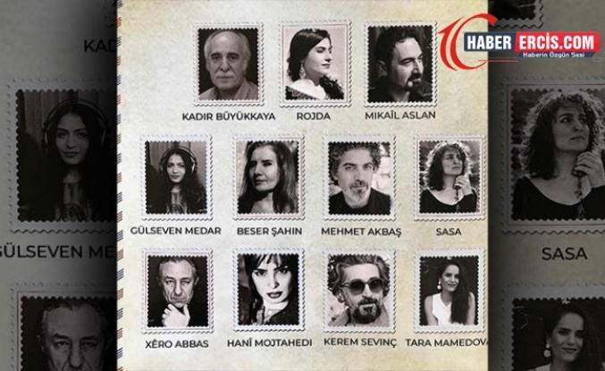 Kürt sanatçılardan Zazaca albüm