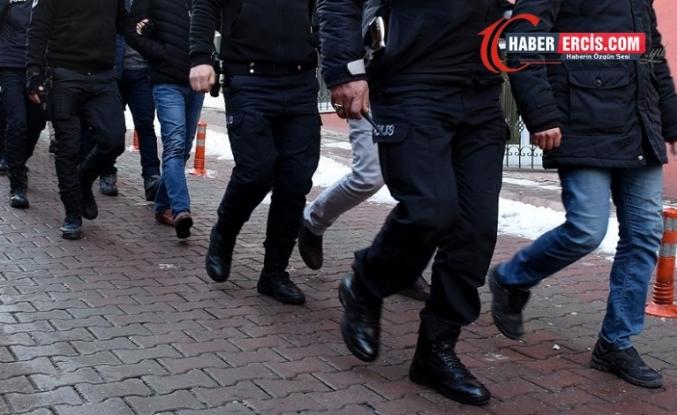 Özalp'te 43 kişi gözaltına alındı