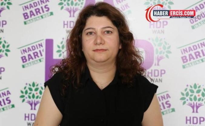 Özalp belediye Eşbaşkanı Örenci: 'Bölgedeki tecavüz ve cinsel istismar özel savaş politikasıdır'