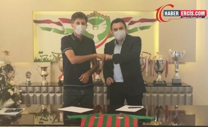 Amedspor'a teknik direktörlüğüne Aykan Atik getirildi