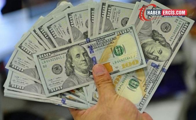 Dolar 7,40'ı aşarak rekor kırdı
