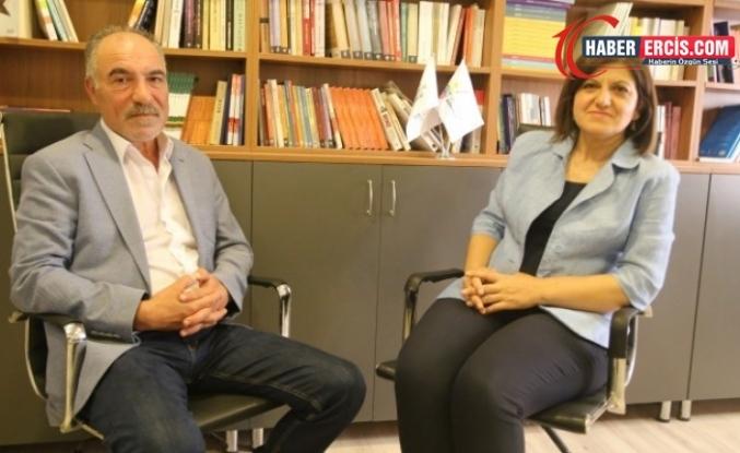 HDK Eş Sözcüleri: Demokrasinin anahtarı tecridi kırmaktır