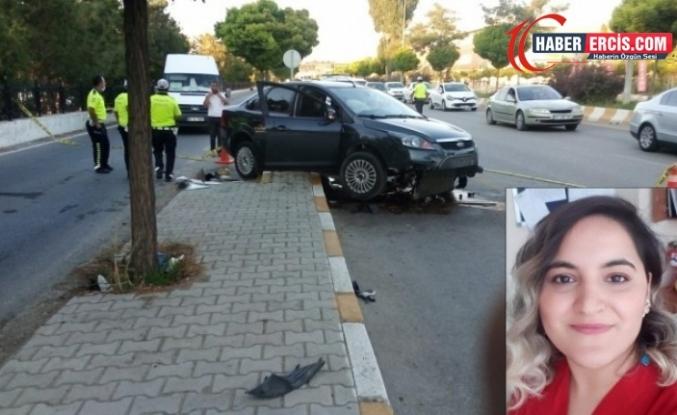 Van'da Trafik kazasından kadın cinayeti çıktı