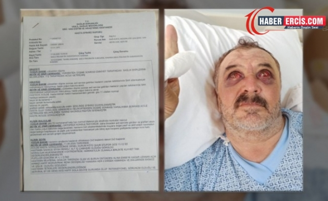 Askeri hastane doktorları: Şiban ifade veremeyecek durumda