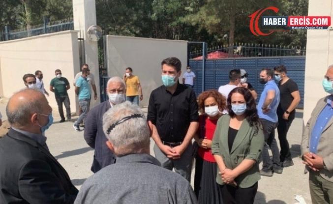 HDP heyeti Van'da: Bu işkenceyi sizin yeni JİTEM'iniz mi yaptı?