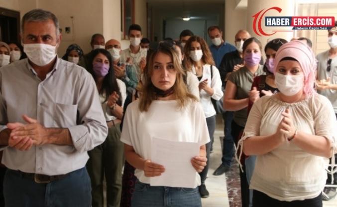 TUHAY-DER Van Şubesi: 'Açlık grevine giren tutukluların talepleri sahiplenilsin'