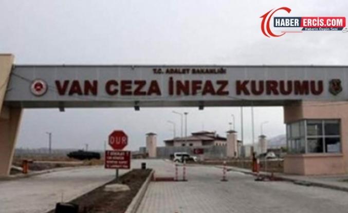 Van Cezaevi'nde şüpheli ölüm