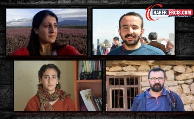 ECPMF: Van'da tutuklanan gazeteciler derhal serbest bırakılsın