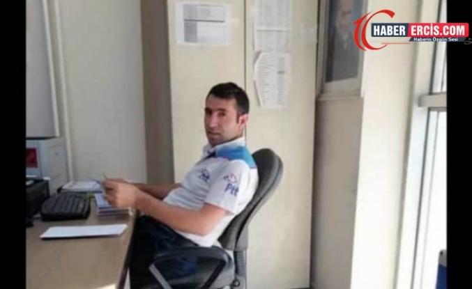 Erciş'te PTT çalışanı genç intihar etti!