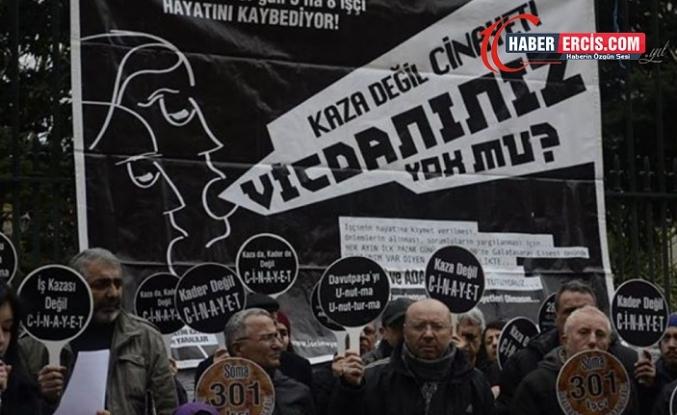 AKP'nin 18 yılı: En az 25 bin işçi, iş cinayetinde yaşamını yitirdi