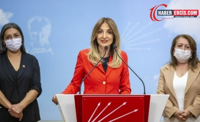 CHP'li Nazlıaka: Önce eril zihniyeti sonra dünyayı değiştireceğiz