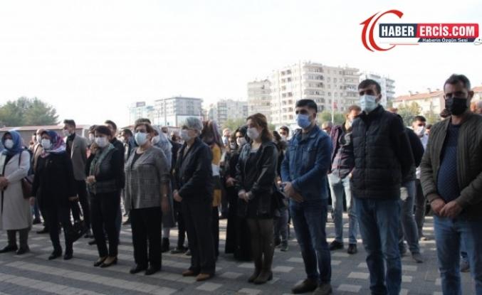 Diyarbakır Valisine tepki: Mesleğim var ama işim yok