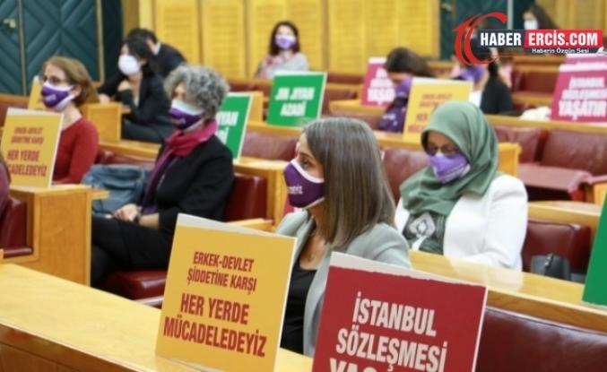 HDP'li kadın vekiller: Kadına dönük şiddet ve ihlaller araştırılsın