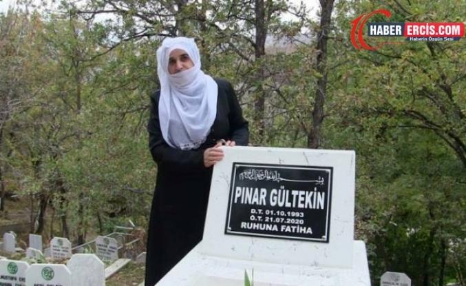 Pınar Gültekin'in annesi: Kadın hakları için mücadele etmek hepimizin borcu