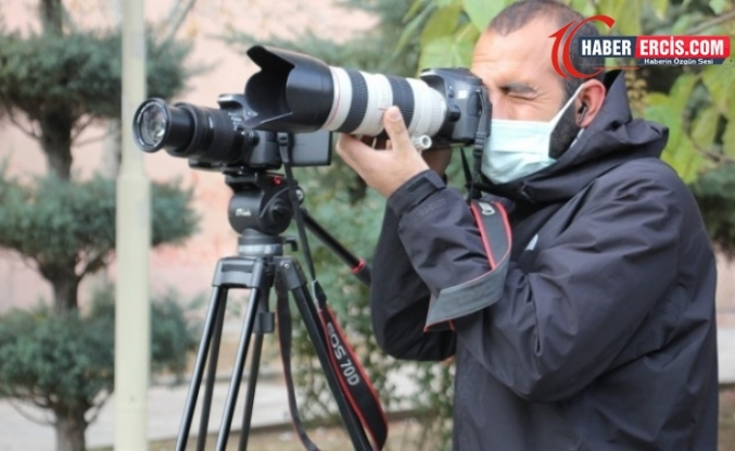 Van'da gözaltına alınan gazeteci Karataş avukatıyla görüştü