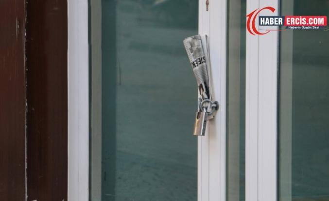 Van'da Küçük esnaftan korona kısıtlamaları isyanı: Neden sadece biz?
