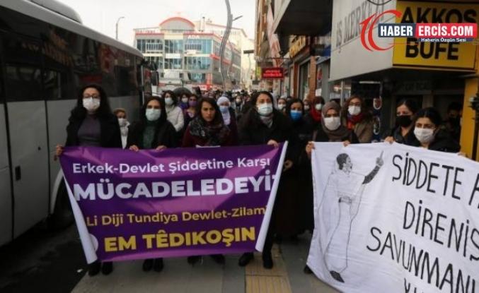Van'dan seslenen Günay: İsyanımız, özgürlük talebimiz yarınlara taşacak