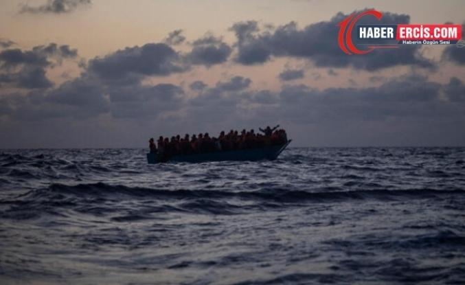 Akdeniz'de tekne battı: En az 43 kişi yaşamını yitirdi