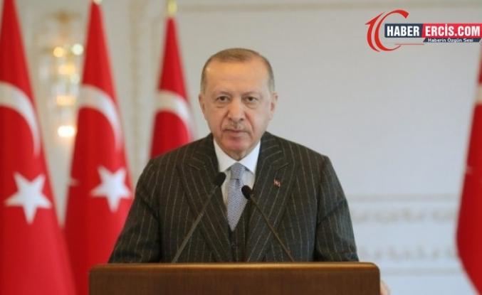 AKP'li Cumhurbaşkanı Erdoğan: Tek parti faşizmine hâlâ özlem duyanlar olduğunu biliyoruz
