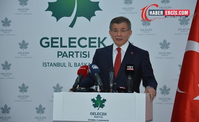 Davutoğlu: Erdoğan MHP yükünden kurtulmaya çalışacak