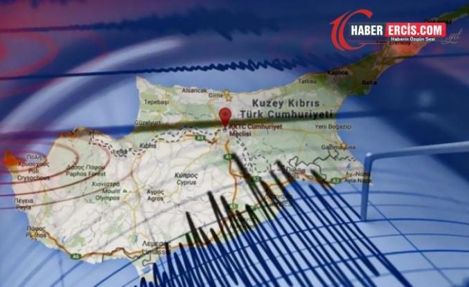 Endonezya ve Kuzey Kıbrıs'ta deprem