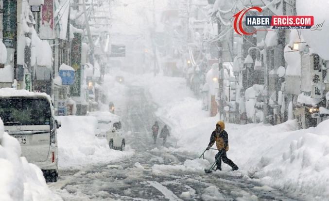 Gezgin kutup girdabı kuzey yarımkürenin önemli bir kısmında daha soğuk ve karlı bir kışa neden olabilir