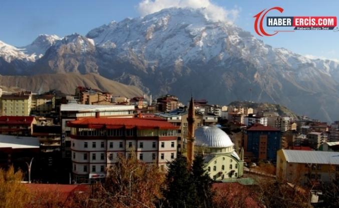 Hakkari'de 5 bölge yasaklandı