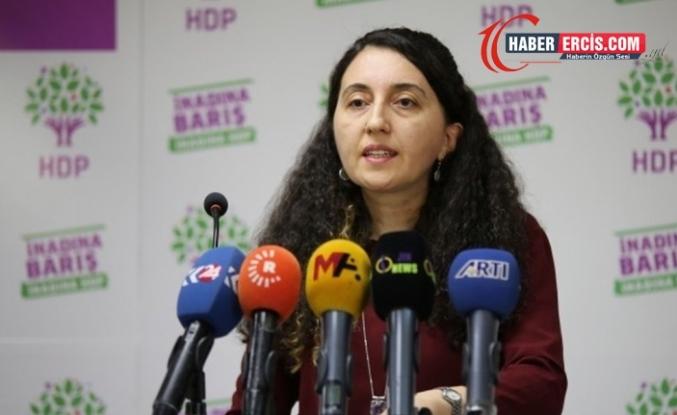 HDP Sözcüsü Ebru Günay: Tecrit Türkiye'ye yayıldı