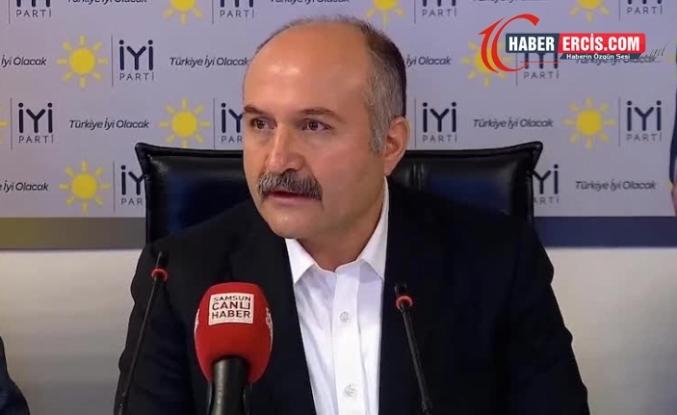İYİ Partili Usta: Erdoğan'ın tavrına bakılınca erken seçim ihtimali kuvvetleniyor