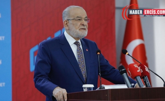 Karamollaoğlu: Saldırılara karşı Cumhurbaşkanı'nın sessizliği bizi şaşırtmaktadır