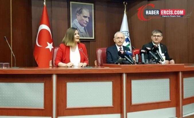 Kılıçdaroğlu: Erdoğan ve Bahçeli sessiz kalarak saldırıyı özendiriyor