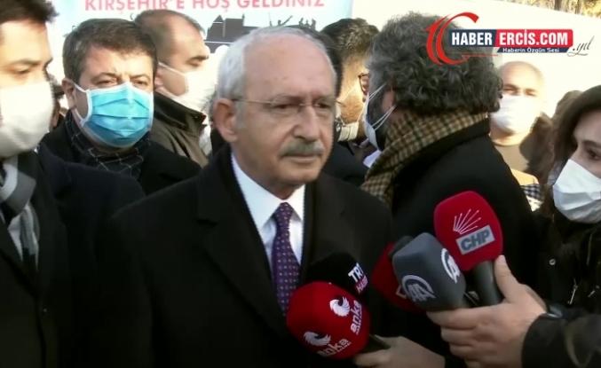 Kılıçdaroğlu: Kararı uygulamayan hakimlerin kulağına küpe olur