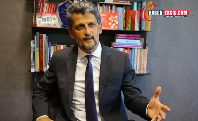 HDP'li Paylan: Yeni bir ekonomik sistem kurmanın zamanı geldi