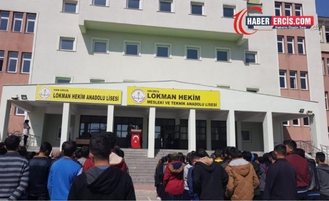 Erciş'te bir okulda daha koronavirüs vakaları tespit edildi