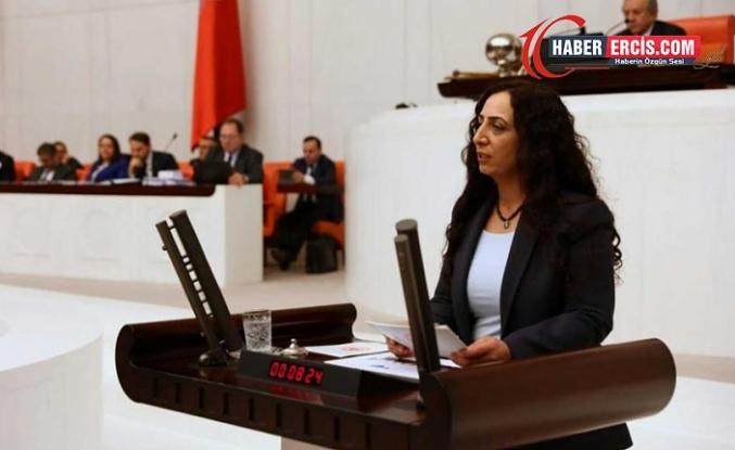 HDP Van Milletvekili Orhan'dan 8 Mart soru önergesi raporu