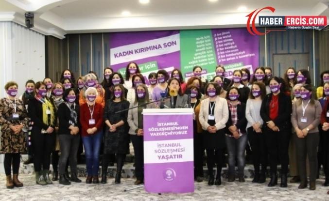 22 kadın vekilden Bakan'a tek soru: Vicdan mı? İstanbul Sözleşmesi mi?