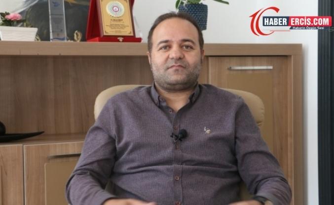 İHD Van Şubesi Başkanı Melet: İmralı'daki hukuksuzluk sona ermeli