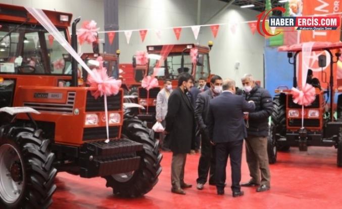 Van'da TÜMOSAN: Traktör alamayan çiftçi nasıl üretecek?