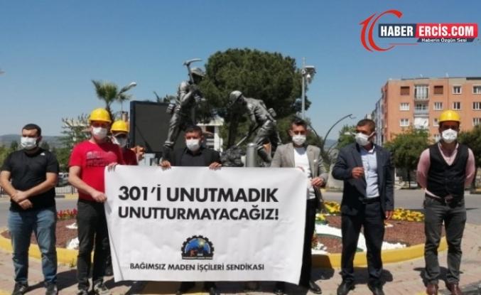 301 madenci anıldı: Ülke koca bir insan mezarlığına çevrilmektedir
