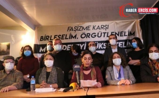 BMG: Mayıs ayı şehitleri birleşik direnişin tohumlarını attı