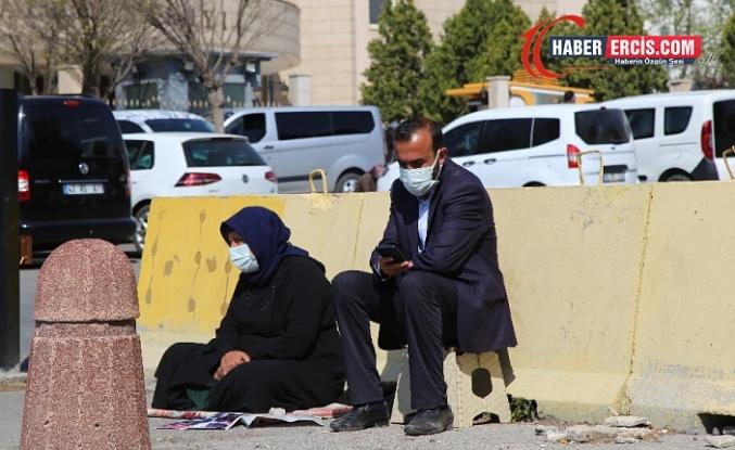 Şenyaşar ailesinin 'Adalet' nöbeti 69'uncu gününde