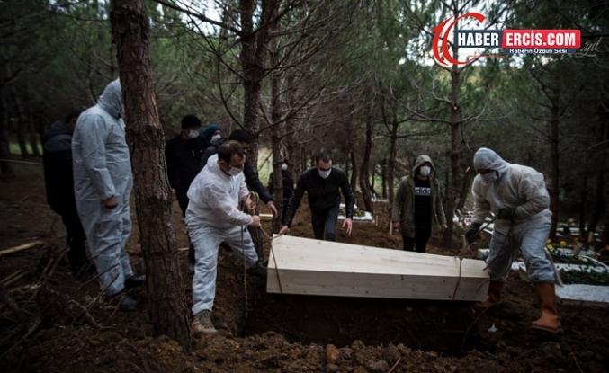 Türkiye'de koronavirüsten kaynaklı can kaybı 44 bin 537'ye yükseldi