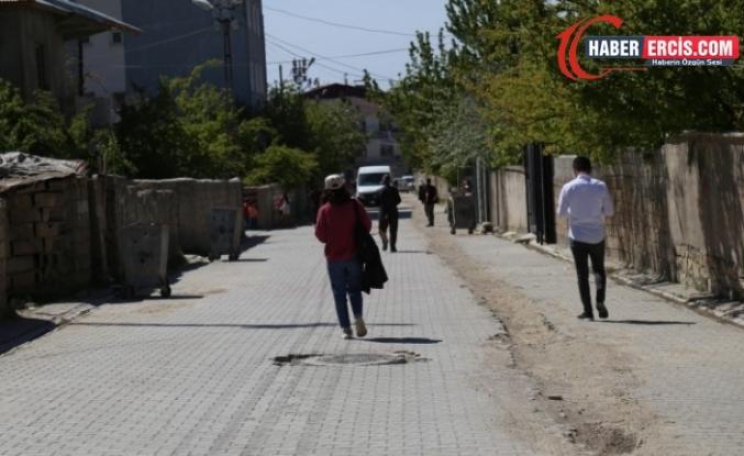 Van'da Hacıbekir'e her akşam keyfi gaz bombası atılıyor