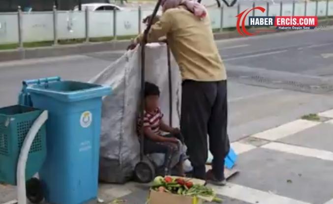 Zenginlerin bulvarında yoksulluğun 16 fotoğraf karesi!