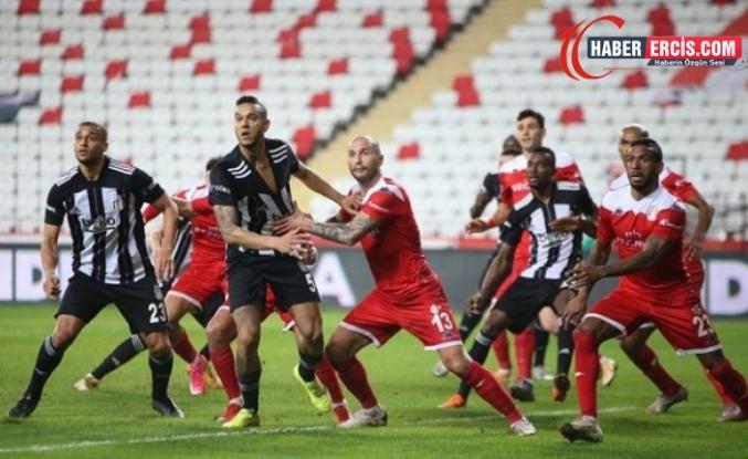 Ziraat Türkiye Kupası Finali Antalyaspor - Beşiktaş maçı saat kaçta, hangi kanalda?